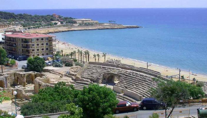 Amfiteatro Romano Tarragona