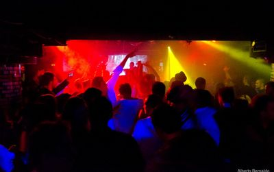 Clubs and discotheques in Barcelona
