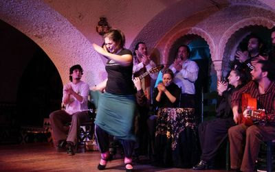 Flamenco clubs