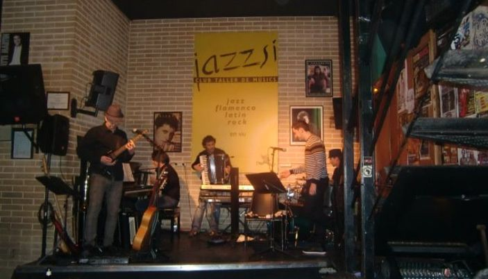 Jazz Si Club - Barcelona