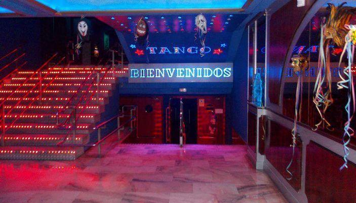 Sala de Fiestas Tango - Barcelona