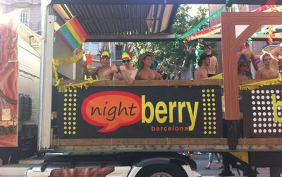 Gay and gay friendly places in Barcelona