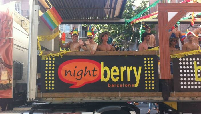 Nightberry - Barcelona
