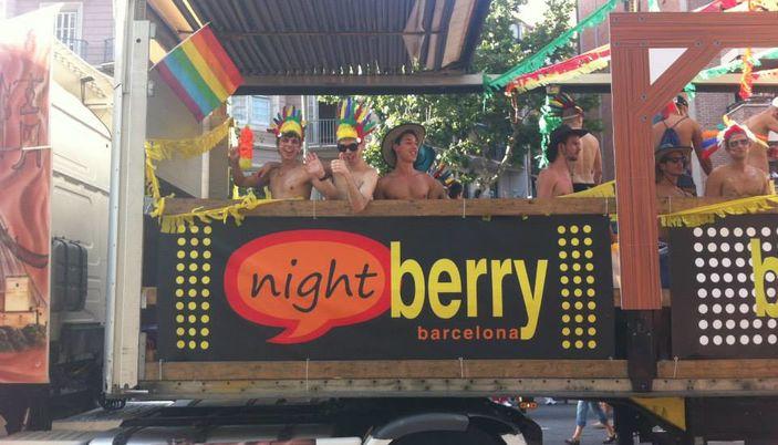 Nightberry - Barcelona