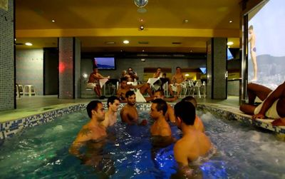 Gay Saunas in Barcelona