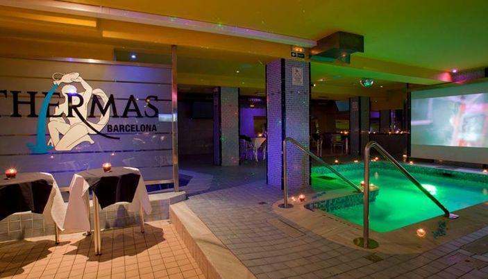 Sauna Thermas - Barcelona