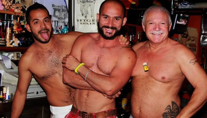 Gay bars sitges spain