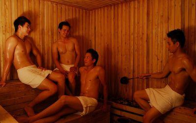 Gay saunas in Sitges
