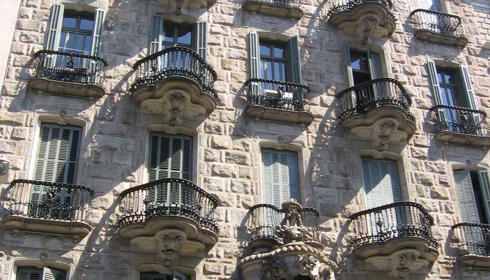 Casa Calvet - Barcelona