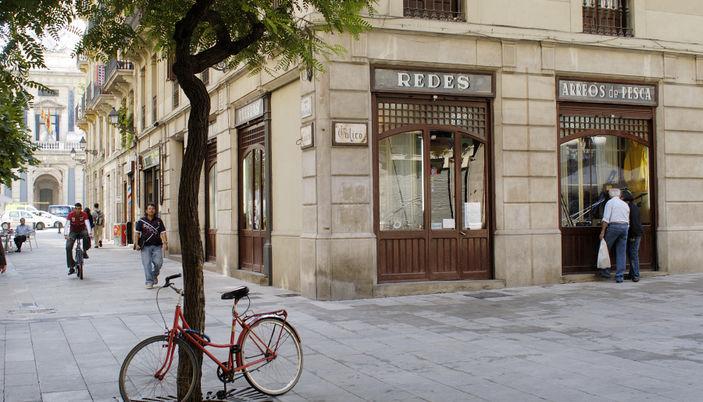 El passeig del born the passeig del born in barcelona for Hoteles en el born de barcelona