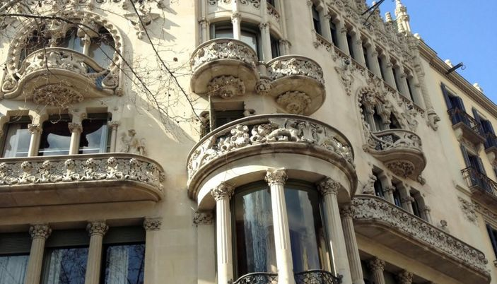 Casa Lleo Morera - Barcelona