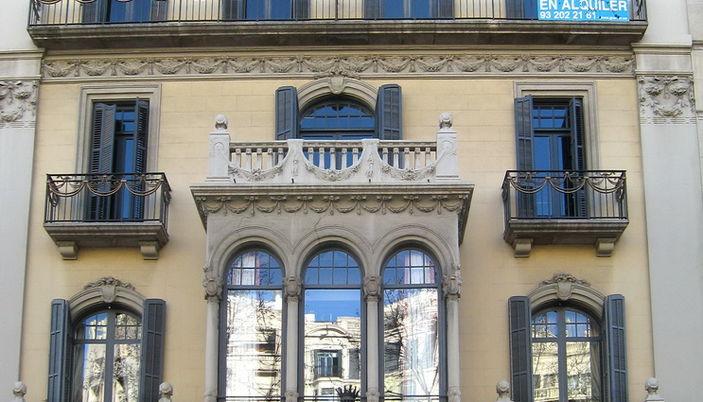 Casa Mulleras - Barcelona