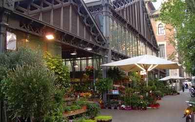 Mercat del Concepcio - Barcelona