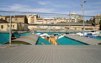 Mercat dels Encants - Barcelona