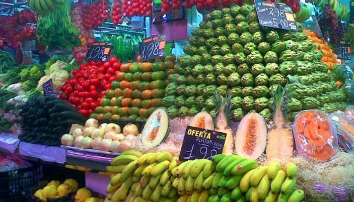 Mercat del Ninot -Barcelona