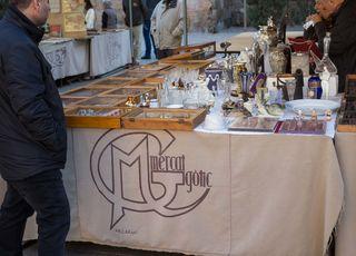 Mercat del Gòtic - Barcelona
