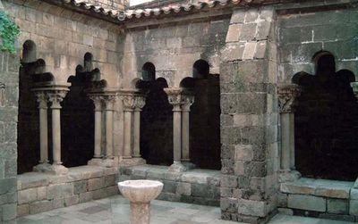 Monasteri Sant Pau del Camp