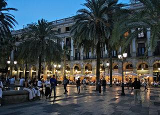 Plaça Reial - Barcelona