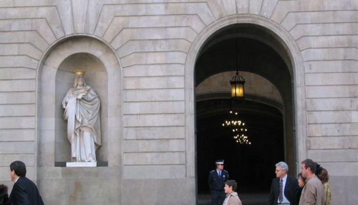 La Plaça Sant Jaume
