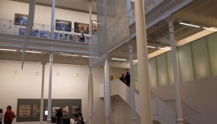 Antoni Tàpies foundation - Barcelona