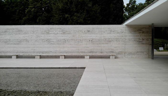 Mies Van der Rohe Pavilion