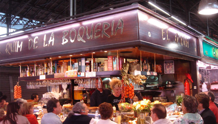 Restaurants barcelone