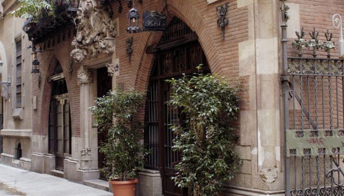 Restaurant Gats Barcelona : Els quatre gats gats barcelona restaurant im casa martí