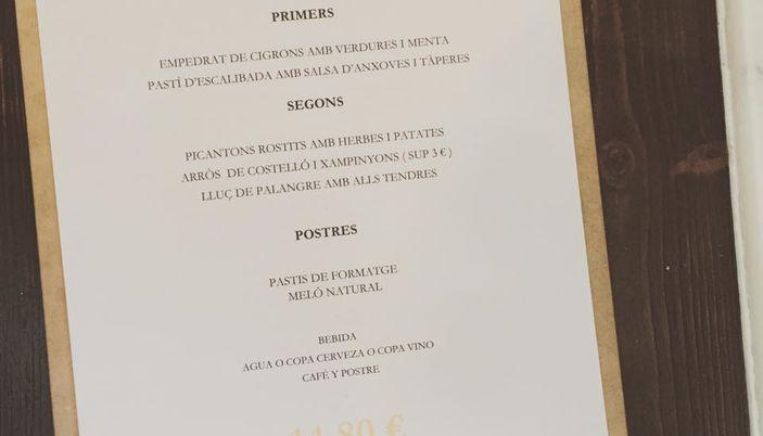 Òsties Pedrín - Barcelona