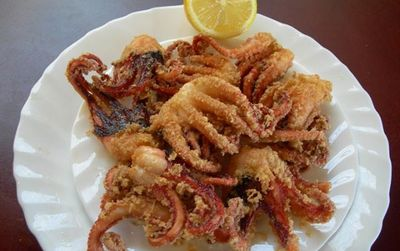 Fish and seafood restaurants in Barcelona