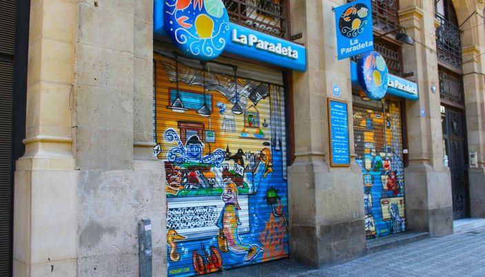 La Paradeta - Barcelona