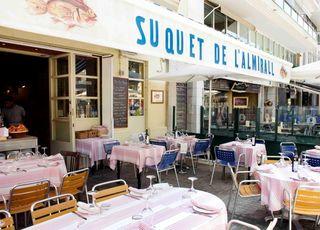 Suquet de l'Almirall - Barcelona