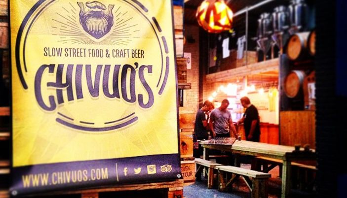 Chivuo's - Barcelona