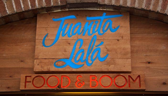 Juanita Lalá - Barcelona
