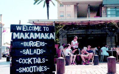 Makamaka - Barcelona