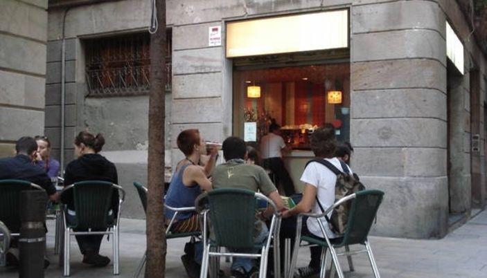 Ménage à trois - Barcelona