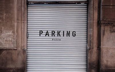 Parking Pizza - Barcelona