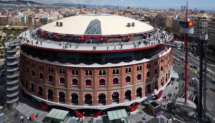 Abrassame - Barcelona