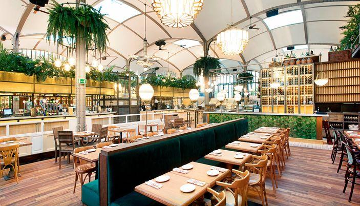 Restaurante el nacional en barcelona for Los restaurantes mas clandestinos y secretos de barcelona