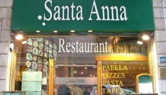 Santa Anna - Barcelona