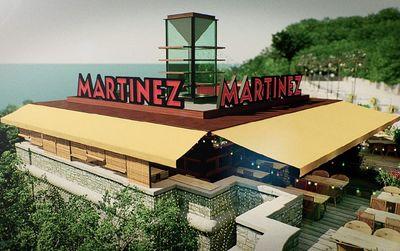 Terraza Martinez - Barcelona
