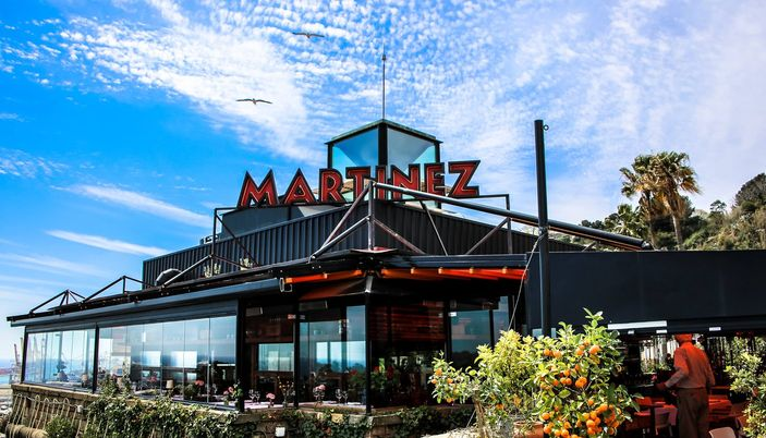 Terraza Martinez Restaurant In Barcelona