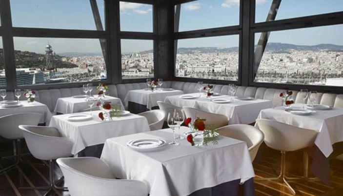 Torre d alta mar restaurant in barcelona - Restaurante umo barcelona ...