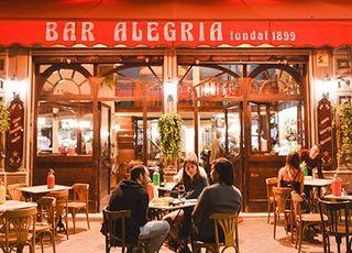 Bar Alegría - Barcelona
