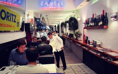 Bar Cañete - Barcelona