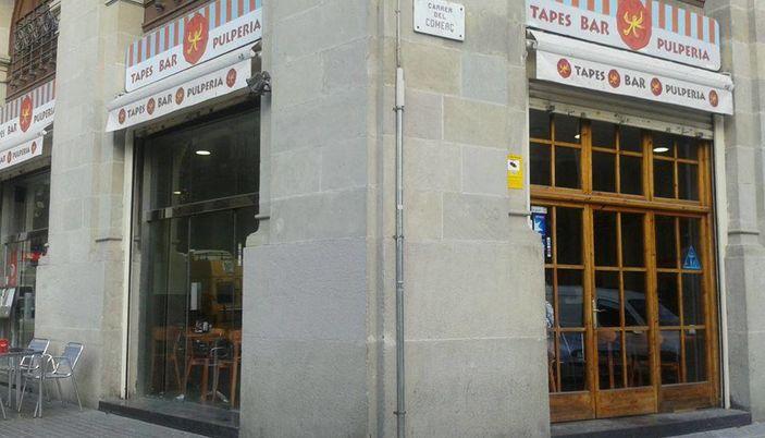 Bar Celta Pulpería - Barcelona