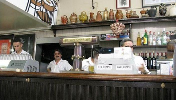Bar Tomás - Barcelona