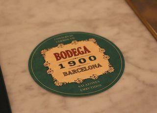 Bodega 1900 - Barcelona