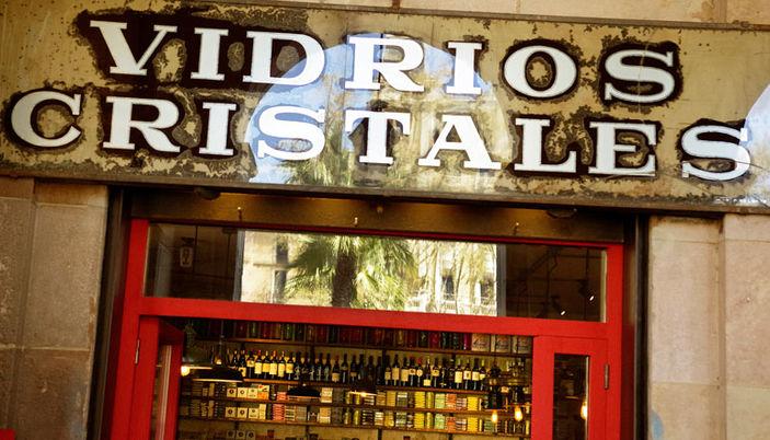 Bodega Vidrios y Cristales - Barcelona
