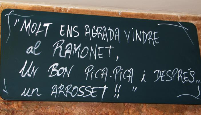 Can Ramonet - Barcelona