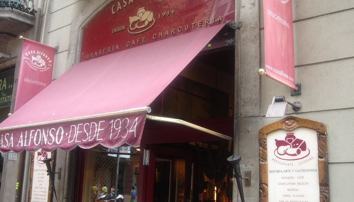 Casa Alfonso - Barcelona